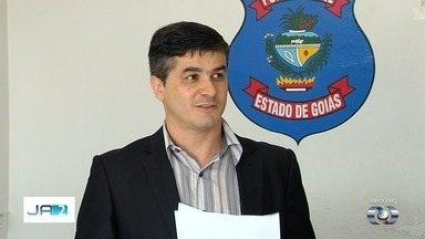 Novo delegado-geral de Goiás e comandante da Polícia Militar tomam posse - Eles foram nomeados nesta quinta-feira (3), em Goiânia.