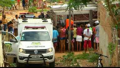 JPB2JP: Paraibana e 2 filhos dela foram assassinados em Natal - Execução.