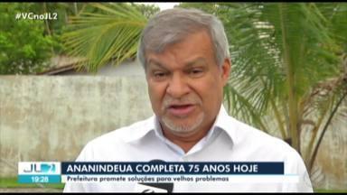 Município de Ananindeua completa 75 anos nesta quinta, 3. - O município é o terceiro maior do norte do país