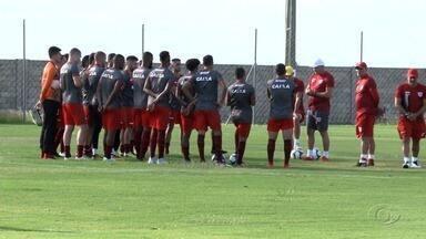 CRB retoma treinamentos visando compromisso na Copa do Nordeste - Jogo está marcado para o dia 16 de janeiro.