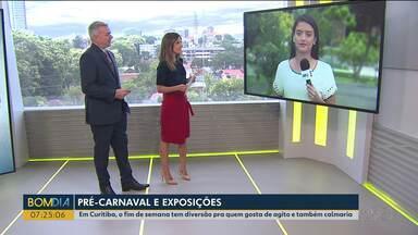 Confira as opções de passeio para o fim de semana - Tem festival do caranguejo no litoral e exposições de arte na capital.
