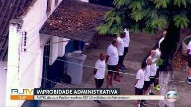 MP/RJ denuncia Pezão por improbidade administrativa - MP diz que Pezão recebeu mais de R$ 11 milhões para defender interesses da Fetranspor