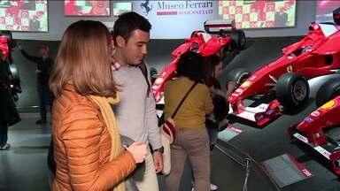 Michael Schumacher completa 50 anos e recebe homenagem especial da Ferrari, na Itália - Michael Schumacher completa 50 anos e recebe homenagem especial da Ferrari, na Itália
