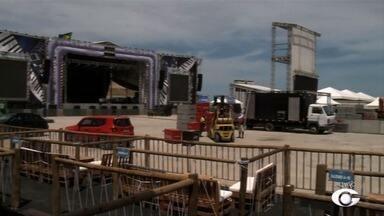 Villa Mix Festival promete agitar público em Maceió - O repórter Douglas França traz mais informações sobre o assunto.