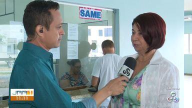 CRM libera cirurgias eletivas no HGR e Maternidade de Roraima - Interdição teve início dia 1º de novembro devido às faltas de materiais hospitalares.
