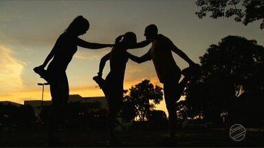 Triatletas de Mato Grosso se destacam em competição nacional e pensam no mundial na Suiça - Triatletas de Mato Grosso se destacam em competição nacional e pensam no mundial na Suiça.