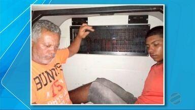 Dois homens são presos por furto e receptação - Crime aconteceu na cidade de Três Lagoas.