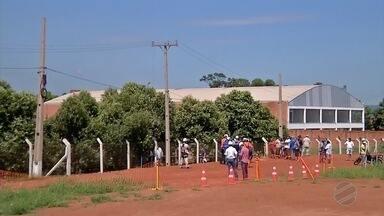 Homem morre eletrocutado em Rondonópolis - Homem morre eletrocutado em Rondonópolis.