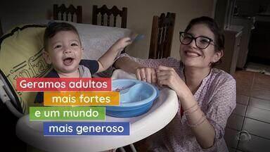 Confira a mensagem do Compartilhe RS deste domingo (6) - Assista ao vídeo.