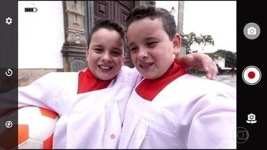 Conheça Lucas e Vinícius os primeiros a se apresentarem no The Voice Kids - Confira a apresentação!
