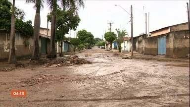 Chuva do fim de semana causa inundações no interior de SP - Os moradores de Monte Mor e de Sumaré ainda se recuperam dos estragos.