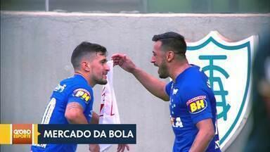 Central do mercado - Com proposta do Flamengo, Arrascaeta não se reapresenta e é multado pelo Cruzeiro.