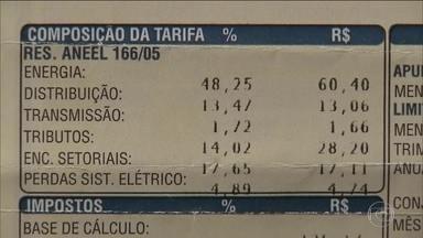 Conta de luz tem previsão de reajuste menor em 2019 - Segundo a Aneel a bandeira tarifária para janeiro vai ser verde, sem custo para os consumidores. Isso se deu ao aumento dos reservatórios das usinas hidrelétricas.