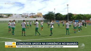 Novidades em Bahia e Vitória e notícias do Baianão: veja o bloco do esporte - Confira os destaques do esporte do JM.