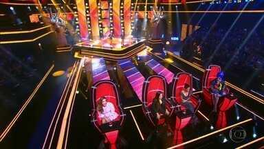 Muita fofura na estreia do 'The Voice Kids' - Técnicos também fazem bagunça nos bastidores
