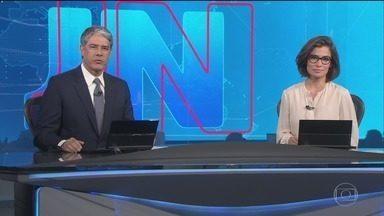 Jornal Nacional, Íntegra 07/01/2019 - As principais notícias do Brasil e do mundo, com apresentação de William Bonner e Renata Vasconcellos.