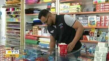 Procon realiza fiscalização em papelarias de Araguaína - Procon realiza fiscalização em papelarias de Araguaína