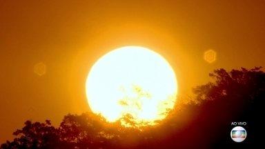 Tempo segue firme no Rio de Janeiro nesta quarta-feira (9) - O sol e calor continuam no estado. Previsão de pancadas de chuva isolada para a Região Serrana. A temperatura máxima prevista para a Região Metropolitana é de 39ºC.