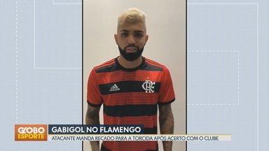 Central do mercado - Flamengo acerta contratações de Gabigol e Arrascaeta.
