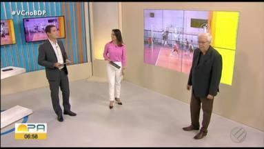 Ivo Amaral comenta os destaques do esporte paraense nesta quarta-feira (9) - Comentarista da TV Liberal repercute as principais notícias de Remo e Paysandu, além da situação do Mangueirão