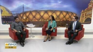 Presidente do conselho de secretários de saúde do AM fala sobre vagas do Mais Médicos - Confira entrevista.