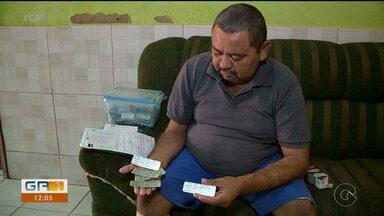 Pacientes transplantados renais enfrentam problemas para obter medicamentos em Petrolina - Os medicamentos são fornecidos pela Farmácia do Estado.