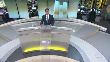 Jornal Hoje - Edição de quarta-feira, 09/01/2019 - Os destaques do dia no Brasil e no mundo, com apresentação de Sandra Annenberg e Dony De Nuccio