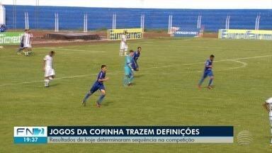 Osvaldo Cruz é eliminado da Copinha após derrota - Azulão perdeu de 2 a 1 para o Atlético-GO.