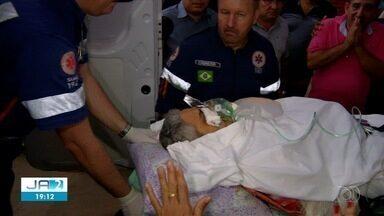 Prefeito de Novo Acordo é baleado na cabeça durante atentado - Prefeito de Novo Acordo é baleado na cabeça durante atentado