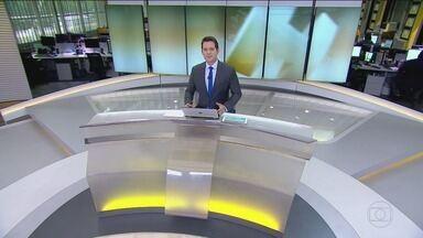 Jornal Hoje - Edição de quinta-feira, 10/01/2019 - Os destaques do dia no Brasil e no mundo, com apresentação de Sandra Annenberg e Dony De Nuccio