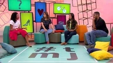 Três jovens engajados dizem como o governo pode ser mais sustentável; Veja na íntegra - Neste episódio da série #TMJ o tema é sustentabilidade.