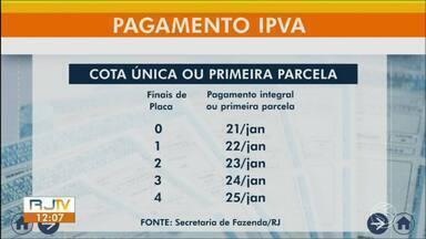 IPVA 2019: economista fala sobre o assunto - Entenda qual a melhor forma de pagamento.