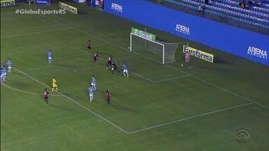 Veja jogos dos gaúchos da segunda fase da Copa São Paulo de Futebol Júnior - Assista ao vídeo.
