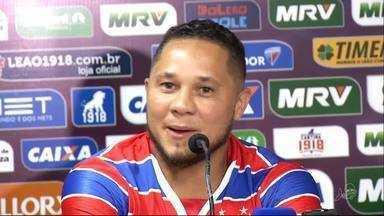 Fortaleza apresenta Madson - Confira as novidades do Tricolor