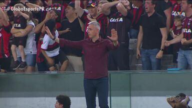 Athletico efetiva técnico Tiago Nunes - Campeão como interino da Copa Sul-Americana, treinador assina contrato de um ano
