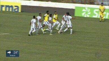 Botafogo-SP perde para Trindade-GO e está fora da Copinha - Gol no final da partida desclassificou o time de Ribeirão Preto (SP).