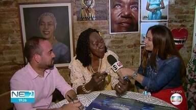 Livro e exposição iniciam celebrações de 75 anos de Lia de Itamaracá - Cirandeira pernambucana é símbolo da resistência popular.