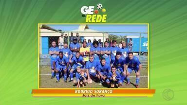 GE na Rede mostra muay thai e futebol amador - Juiz de Fora, Itamarati de Minas, Bias Fortes, Muriaé, Paiva e Mercês são representadas no quadro