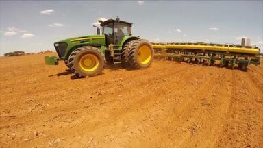 G1 no Campo: veja a previsão para a safra de grãos na Bahia em 2019 - Para mais informações acesse g1.com.br/bahia.