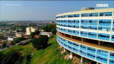 Pedregulho - um ícone da arquitetura brasileira