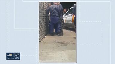 Polícia Militar apura denúncia de agressão na Rodoviária do Plano Piloto - Um grupo de sete amigos denuncia abuso de autoridade por parte de policiais militares. Eles foram abordados na madrugada dessa segunda-feira (14).