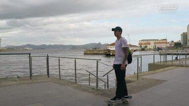 Skate E Diversão No Rio De Janeiro