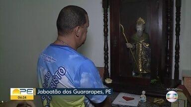 Fiéis homenageiam Santo Amaro em diversas cidades de PE - Santo é padroeiro de Jaboatão dos Guararapes, Sirinhaém e Taquaritinga do Norte.