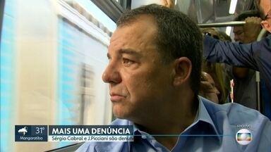 Sérgio Cabral é denunciado mais uma vez - MP-RJ denunciou ex-governador do Rio e ex-deputado Jorge Picciani por improbidade administrativa. Segundo os promotores, ambos lavaram dinheiro de propina com a compra e venda de gado.