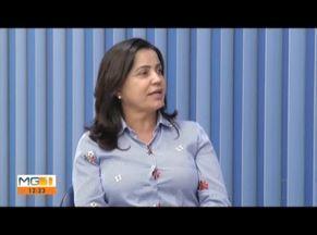 Deputada Rosângela Reis fala sobre propostas de trabalho e mandato - Professora está na carreira política há 18 anos.