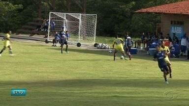 CSA volta a campo após estreia na Copa do Nordeste - Time fez o primeiro treinamento para começar bem o Campeonato Alagoano.