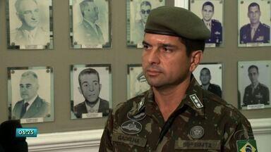 Exército fará parte do plano de emergência que está sendo montado para o Pinheiro - Veja qual será o papel dos militares.