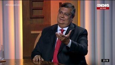 O governo de Flávio Dino no Maranhão