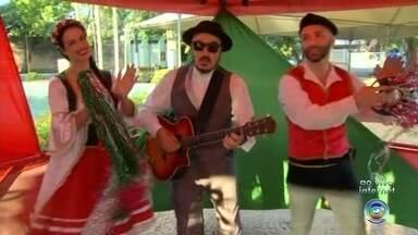 Festa Italiana tem atrações no fim de semana em Itu - A Festa Italiana tem atrações no fim de semana em Itu (SP).