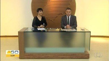 Veja os destaques do Bom Dia Goiás desta sexta-feira (18) - Ministério Público investiga médico do TJ-GO por suspeita de assédio sexual.